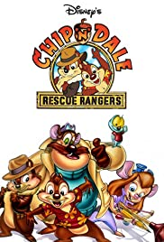 Chip 'n' Dale Rescue Rangers Poster - TV Show Forum, Cast, Reviews