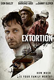 Image result for extortion 2017 movie poster