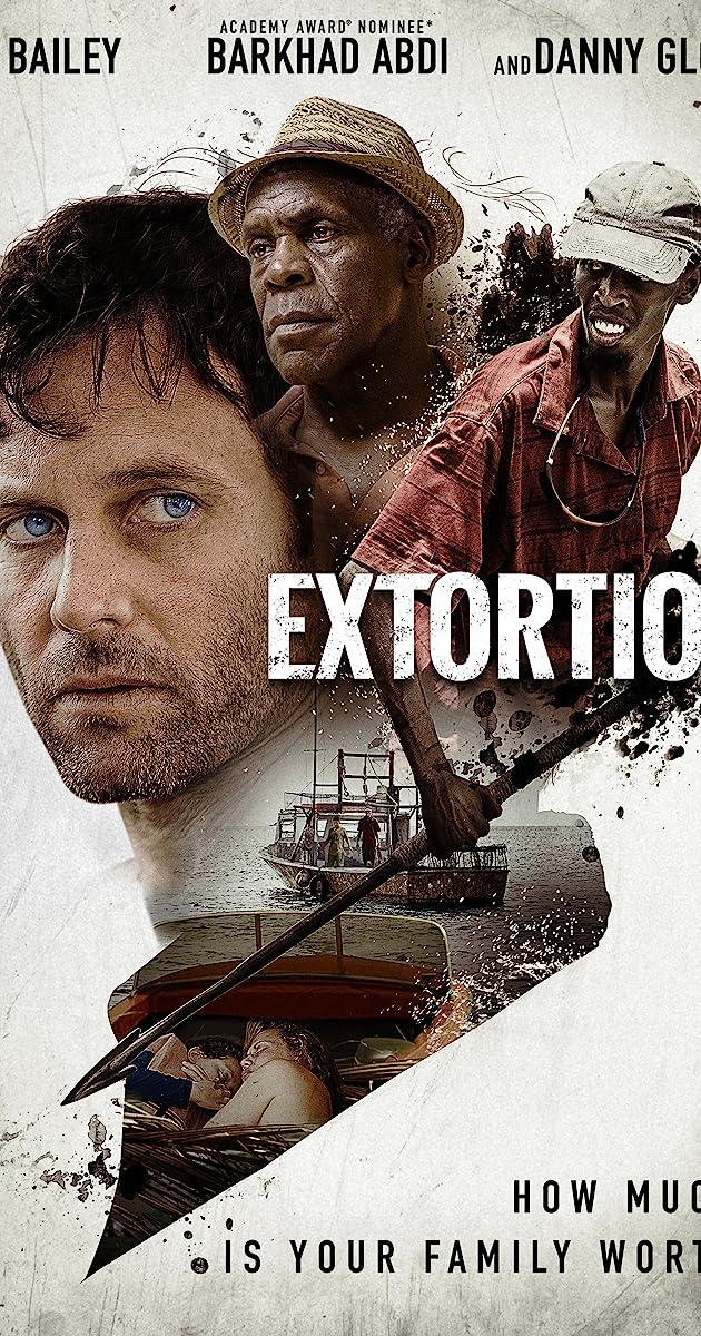 Išpirka / Extortion (2017) Online