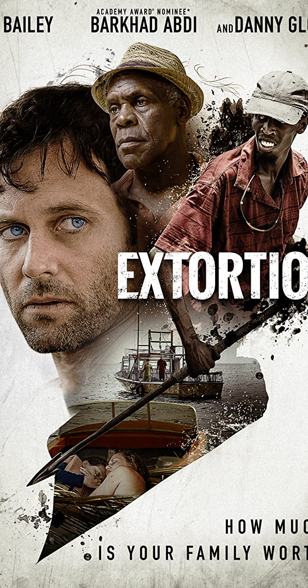 Išpirka / Extortion (2017)