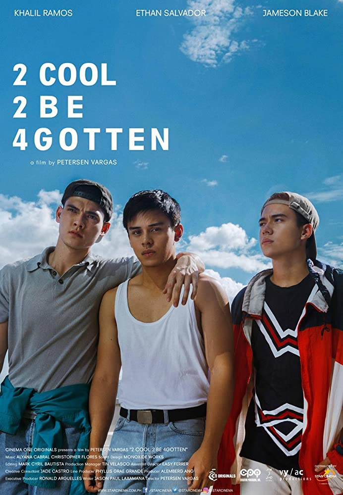 2 Cool 2 Be 4gotten (2016)  HDRip