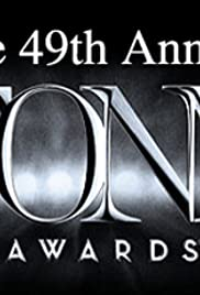 The 49th Annual Tony Awards Poster