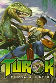 Turok: Dinosaur Hunter (1997) Poster - Movie Forum, Cast, Reviews