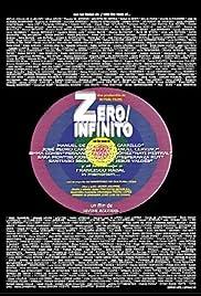 Zero/infinito Poster