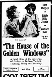 The House with the Golden Windows Poster