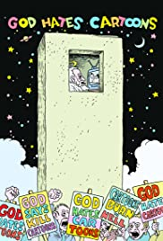 God Hates Cartoons Poster