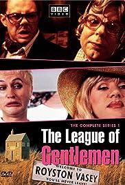 The League of Gentlemen Poster - TV Show Forum, Cast, Reviews