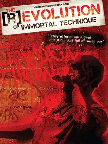 image The (R)evolution of Immortal Technique Watch Full Movie Free Online