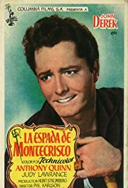 The Sword of Monte Cristo Poster