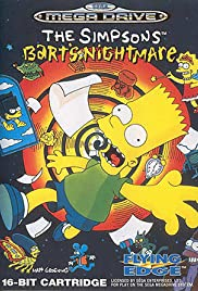The Simpsons: Bart's Nightmare (1992) Poster - Movie Forum, Cast, Reviews
