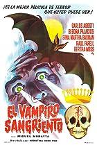 Image of El vampiro sangriento