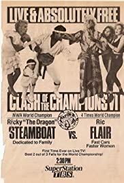 Clash of the Champions VI: Ragin' Cajun Poster