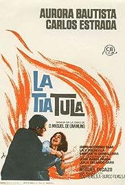 La tía Tula Poster