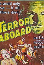 Terror Aboard Poster
