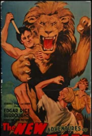The New Adventures of Tarzan (1935) Poster - Movie Forum, Cast, Reviews