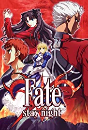 Fate/stay night Poster - TV Show Forum, Cast, Reviews