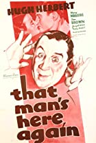 That Man's Here Again (1937) Poster