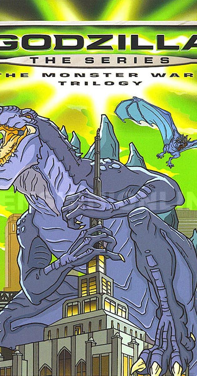 Godzilla Die Serie
