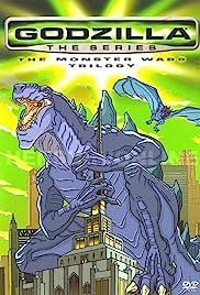 Godzilla: The Series Poster - TV Show Forum, Cast, Reviews