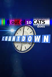 8 Out of 10 Cats Does Countdown Poster - TV Show Forum, Cast, Reviews
