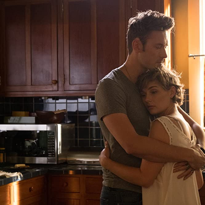 Clare Bowen and Sam Palladio in Nashville (2012)
