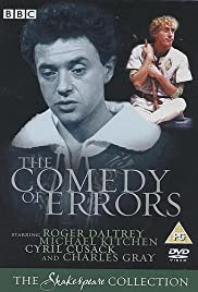 The Comedy of Errors (1983) Poster - Movie Forum, Cast, Reviews