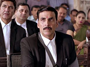Akshay Kumar in Jolly LLB 2 (2017)