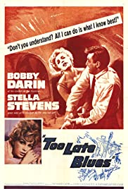 Too Late Blues (1961) Poster - Movie Forum, Cast, Reviews
