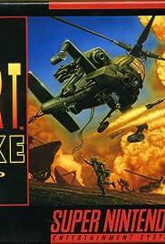 Desert Strike: Return to the Gulf Poster