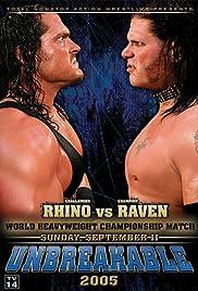 TNA Wrestling: Unbreakable Poster