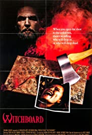Witchboard (1986) Poster - Movie Forum, Cast, Reviews