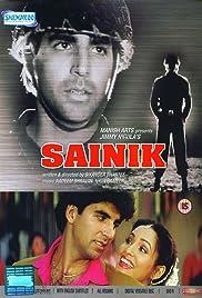 Sainik Poster