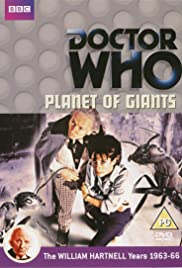 Planet of Giants Poster