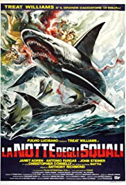 Night of the Sharks (1988) Poster - Movie Forum, Cast, Reviews