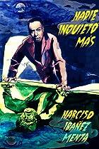 Nadie inquietó más - Narciso Ibáñez Menta (2005) Poster