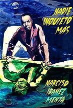 Primary image for Nadie inquietó más - Narciso Ibáñez Menta