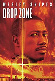 Drop Zone (1994) Poster - Movie Forum, Cast, Reviews