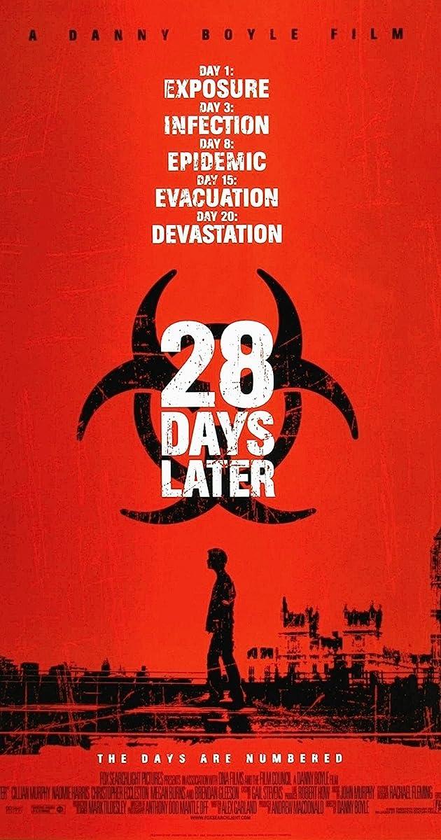 28 Days Later Imdb
