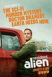 Resident Alien - Season 1 (2021) poster