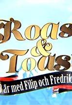 Roast & toast: 10 år med Filip och Fredrik