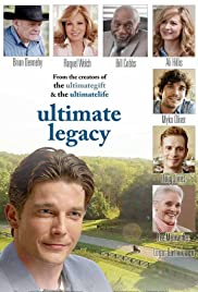 The Ultimate Legacy (2015) Poster - Movie Forum, Cast, Reviews