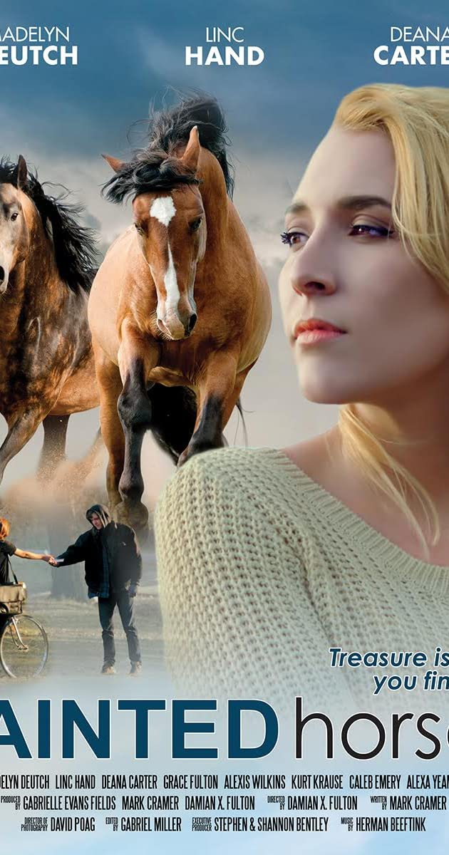 Horse in movie