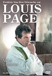 Louis Page Poster