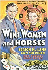 Wine, Women and Horses Poster