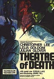 Theatre of Death(1967) Poster - Movie Forum, Cast, Reviews