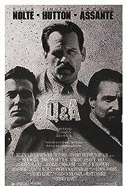 Q & A(1990) Poster - Movie Forum, Cast, Reviews