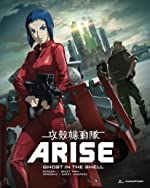 Ghost in the Shell Arise Border 2 Ghost Whisper(2013)