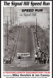 The Signal Hill Speed Run Poster
