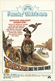 Tarzan and the Great River (1967) Poster - Movie Forum, Cast, Reviews