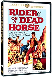 Rider on a Dead Horse Poster